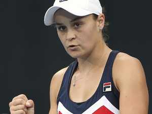 Barty, de Minaur headline huge Australian Open day one