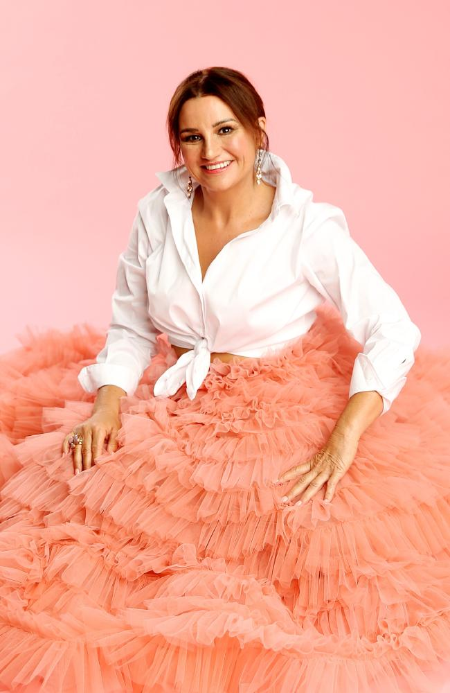 Daddy's princess … Lambie's truck driver father has taken her disqualification from parliament hard. Picture: Tim Hunter