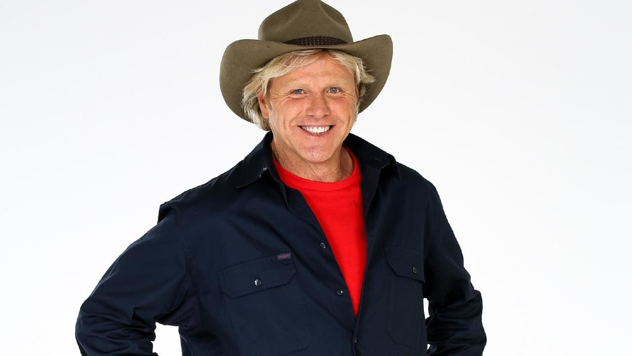 Dermott Brereton has confirmed he's taking part in the 2019 series of I'm A Celebrity ... Get me Out Of Here! Picture: Channel 10