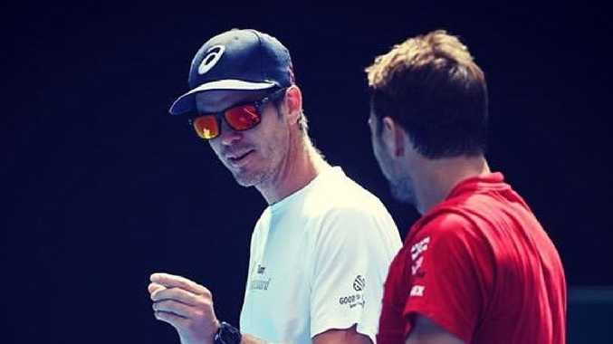 Andy Murray's still got his sense of humour, as his response to this photo proved.