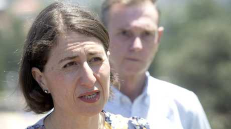 "It's believed Mr Howard will play a ""key role"" in Gladys Berejiklian's state election campaign. Picture: AAP Image/Jeremy Piper"