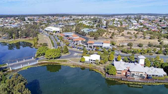 TOP SPOT: Springfield Lakes has come out on top of the list of popular suburbs.