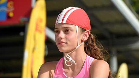 Layla Martiensen.