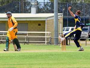 Gun Gympie bowler steers Gold to huge victory