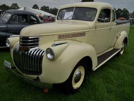 1946 Chevrolet Commercial …