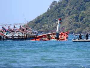 Aussies, Malaysians stop people smuggling operation