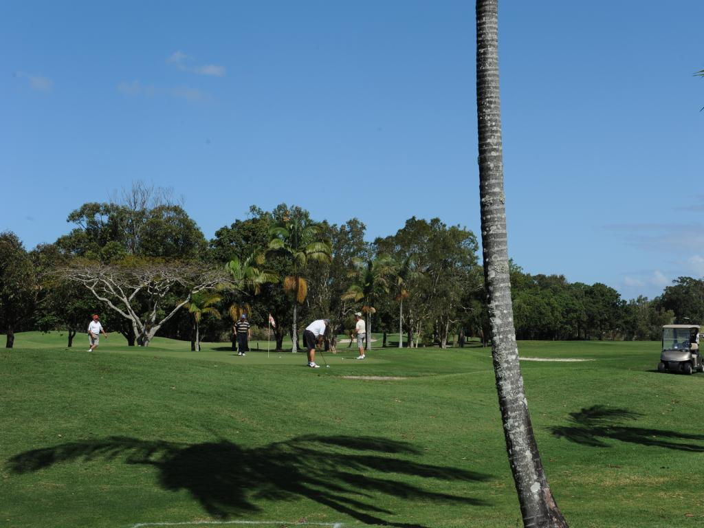 Horton Park Golf Club in Maroochydore is now a CBD development site, with the club relocating closer to Twin Waters.