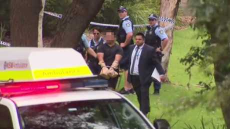It comes after a Taiwanese man allegedly killed a Scientology member. Picture: 9 News