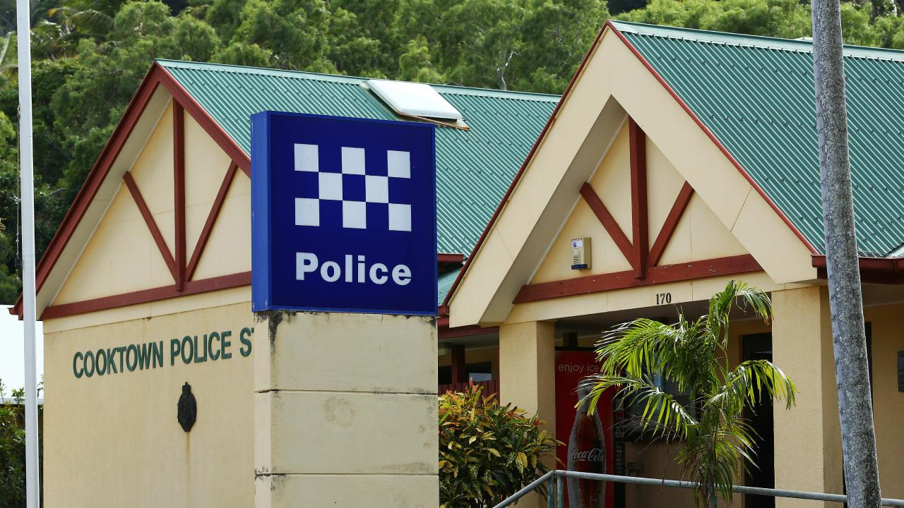 Cooktown Police Station. Photographer: Liam Kidston.