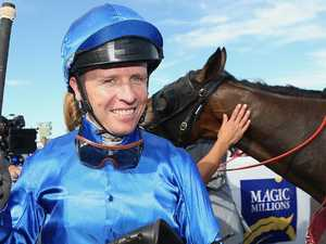 Magic filly has motor to create history in Slipper