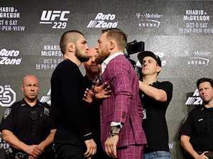 McGregor reignites bitter Khabib feud