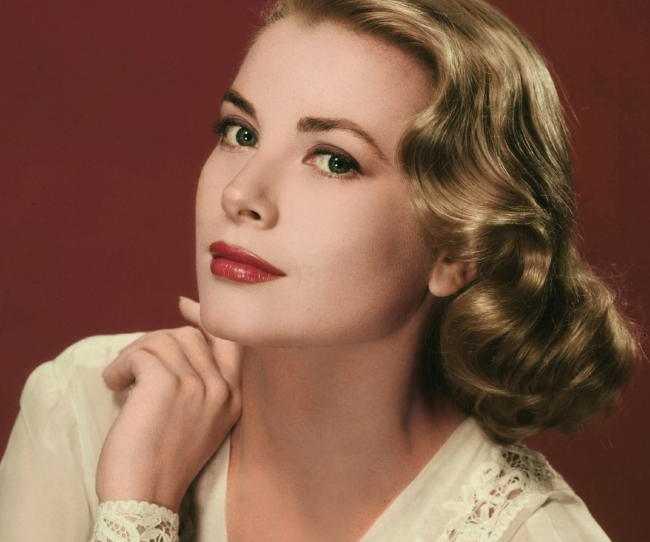 A tribute to Grace Kelly, Princess of Monaco