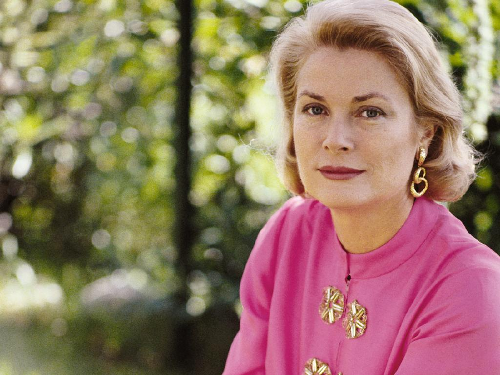Princess Grace of Monaco, pictured four years before her death. Picture: Epi Bazzoli