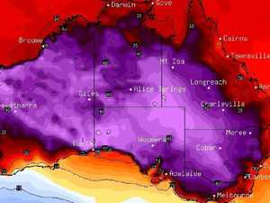 States and territories to bake in heatwave