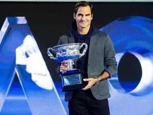 Federer reveals Wimbledon exit plan