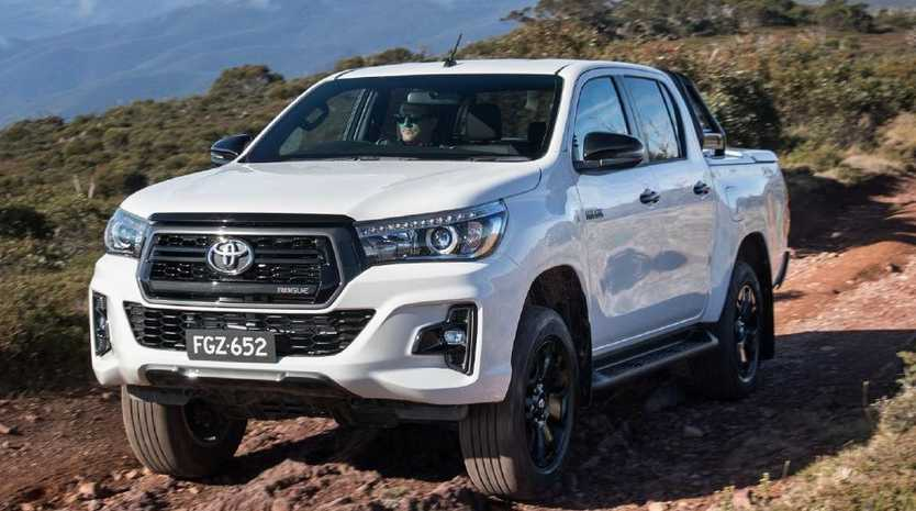 Toyota HiLux Rogue: Ute or pick-up?
