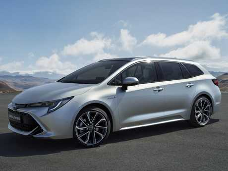 Toyota Corolla wagon: No imports for now