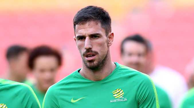 Milos Degenek has signed for Al-Hilal in Saudi Arabia.
