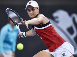 Confident Barty ready to take on world