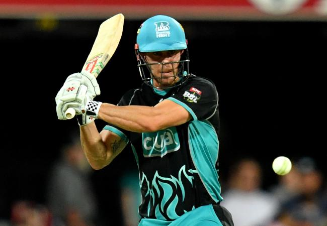 Chris Lynn can change the momentum.