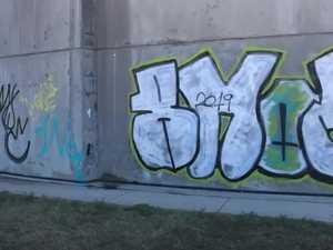 Graffiti Yamba