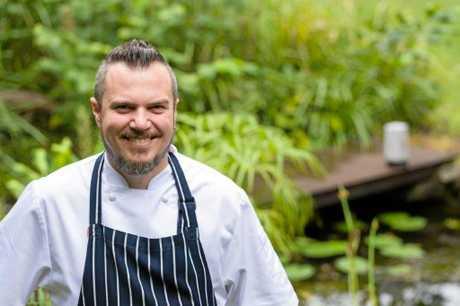 Spicers Tamarind executive chef Dan Jarrett.