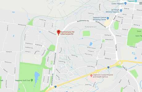 CLOSED INTERSECTION: Livingstone Shire Council advised that the Barmaryee and Rockhampton Road roundabout intersection roadworks will take place this week between the Monday and Wednesday.