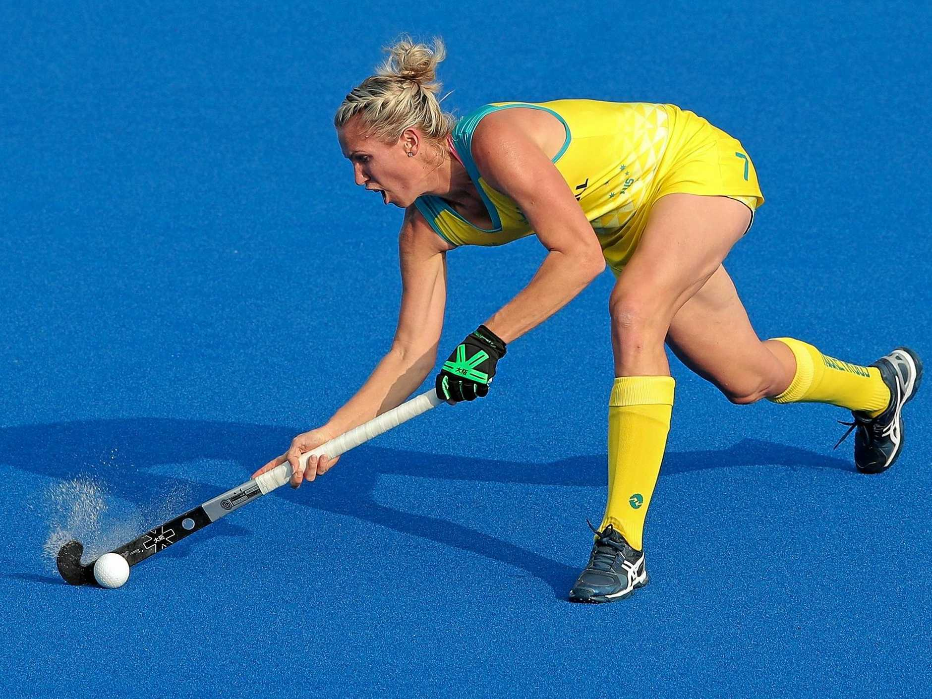 CLINIC:   Jodie Kenny will join Olympian Mark Knowles at Buderim for a coaching clinic this Sunday.
