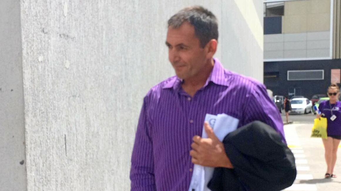 John Joseph Taylor was due to appear in Maroochydore Magistrates Court this morning to be sentenced over the death of cyclist Cameron Frewer.