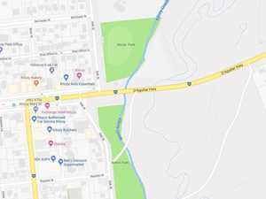 New bridge on D'Aguilar Highway to improve safety