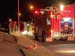Citizen's arrest after Torquay crash