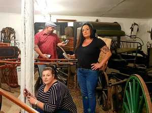Daring residents explore Laidley's haunted past