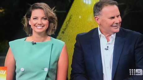 Former Triple J newsreader Brooke Boney and Nine Melbourne's Tony Jones have joined the show.