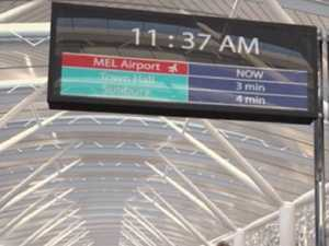 Delays as flights grounded at airport