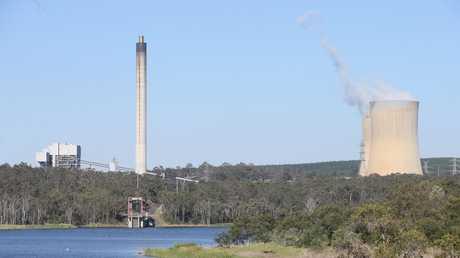 The Tarong coal-fired power station in the South Burnett. Photo: Lyndon Mechielsen