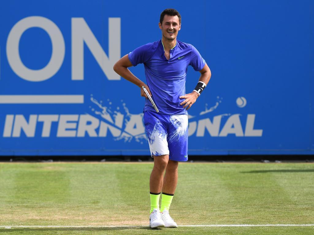 Bernard Tomic lit a Davis Cup fuse.
