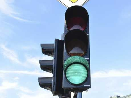 There is a trick to making your trip through traffic lights a lot faster.