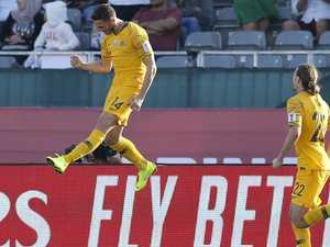 Socceroo striker: I have all the moves