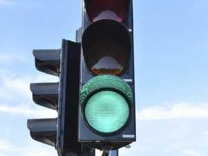 How to turn a traffic light green