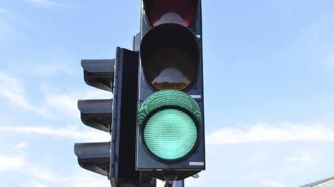 The RACQ has revealed a trick that could help turn traffic lights green.