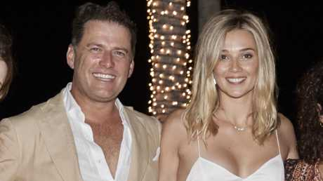 Stefanovic was axed just days after his wedding in Mexico.