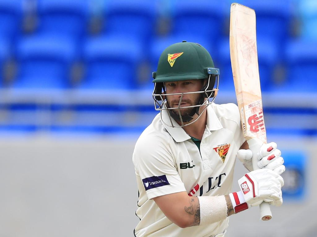 Matthew Wade has focused on his batting this season.