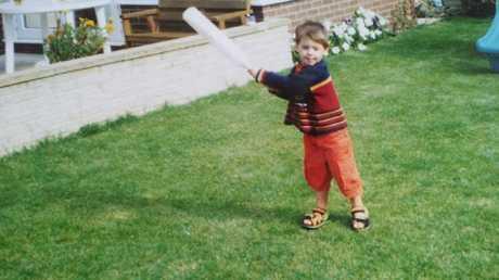 A young Matt Renshaw.