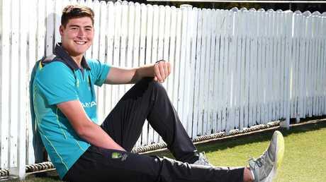 Australian Cricket Stenlake Renshaw