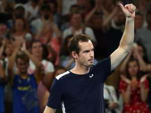 Lion-hearted Murray exits Melbourne a hero