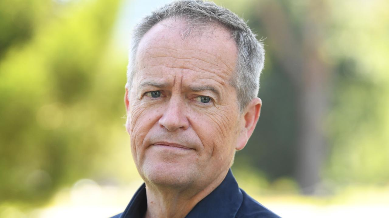 Labor leader Bill Shorten has pledged to keep Australia Day a public holiday. Picture: AAP/James Ross
