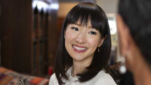 Tidying up with Marie Kondo has been a worldwide success for Netflix. Picture: supplied