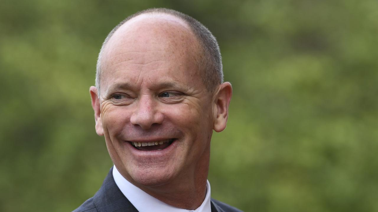 Former Queensland Premier Campbell Newman. Picture: AAP/Lukas Coch
