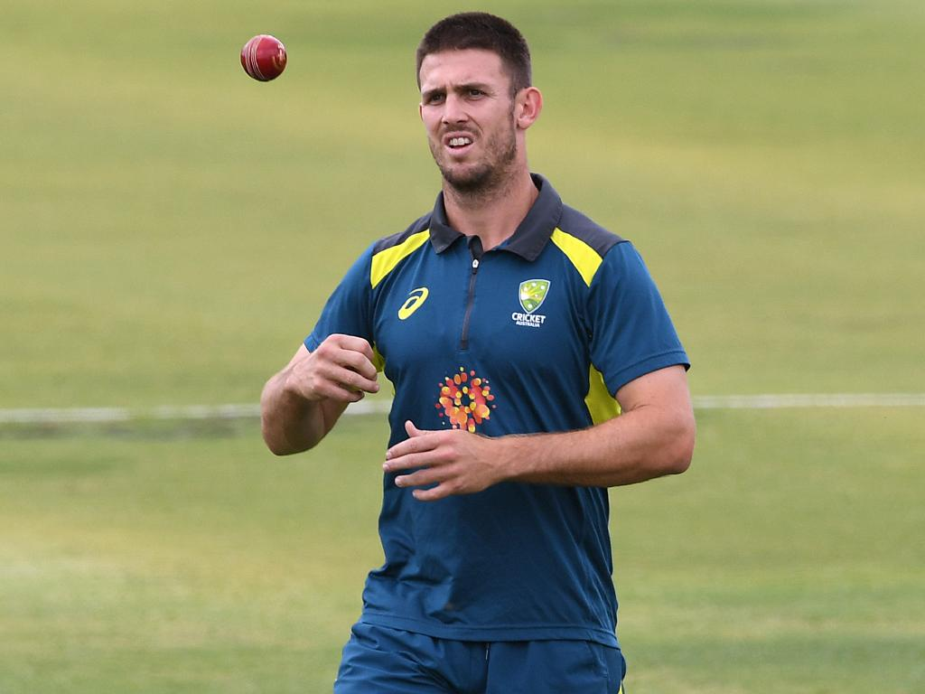 Mitchell Marsh could well miss out.