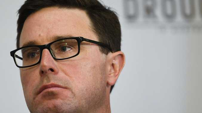 Australian Agriculture Minister David Littleproud. Picture: AAP